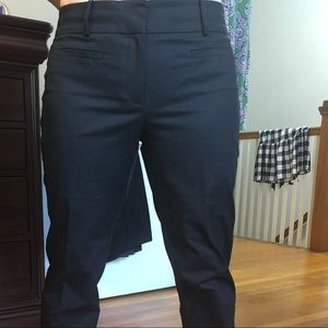 Black Ann Taylor Pants